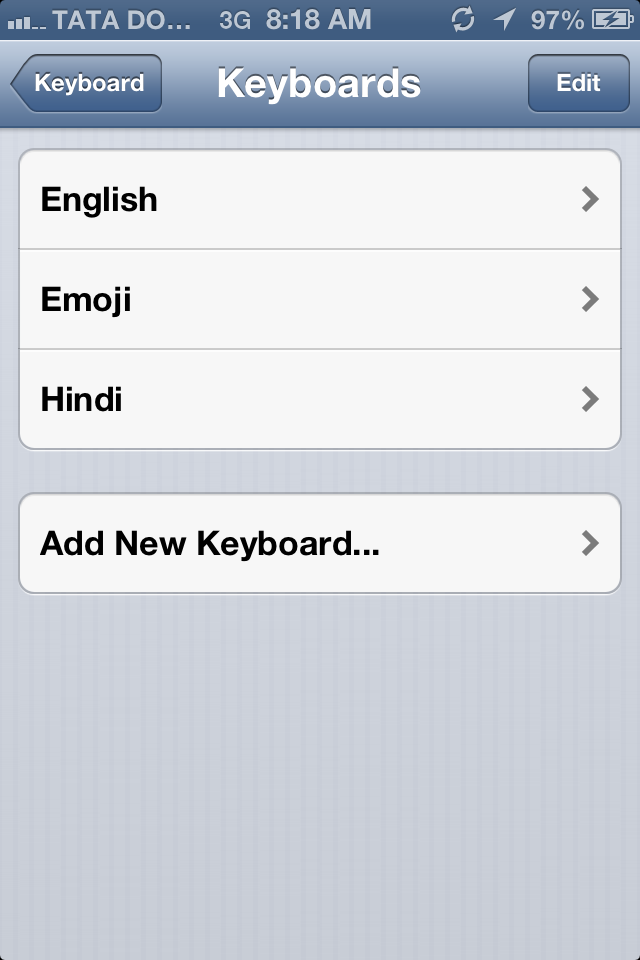 How type Rupee symbol in iPhone