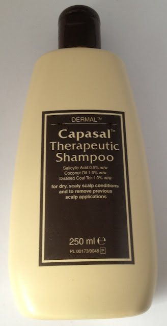 Alternative Shampoo Beautyswot: Capasal Therapeutic Shampoo - Alternative To