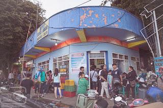 Depot Susu KUD Ganesha