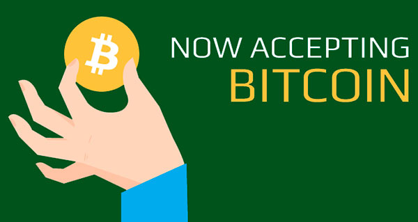 Sites que Aceitam Bitcoin