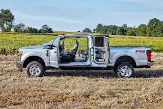 2017 Ford F150 is the Safest Truck on the Road