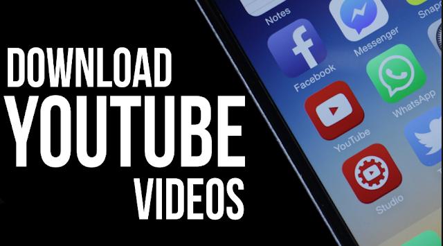 Cara download video Youtube di iphone dan Android