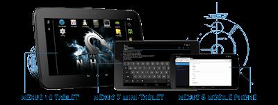 Kali Linux NetHunter Nexus Devices