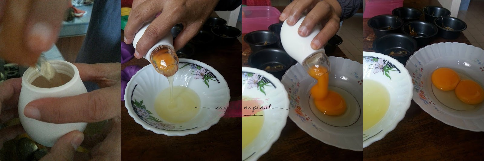 Resepi Mini Puding Karamel