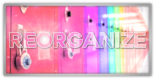 Reorganize blog room house youtube k beauty blogger rainbow chaos makeup skincare  reorganizing update daily life