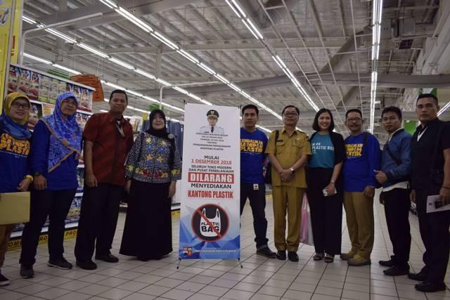 Menuju Kota Bogor Bebas Kantung Plastik