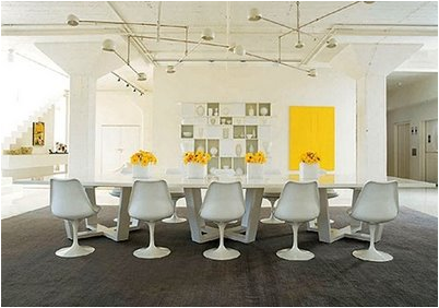 key interiors by shinay mid century dining room design ideas