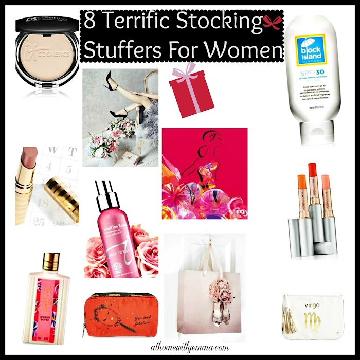8 Terrific Stocking Stuffers For Women