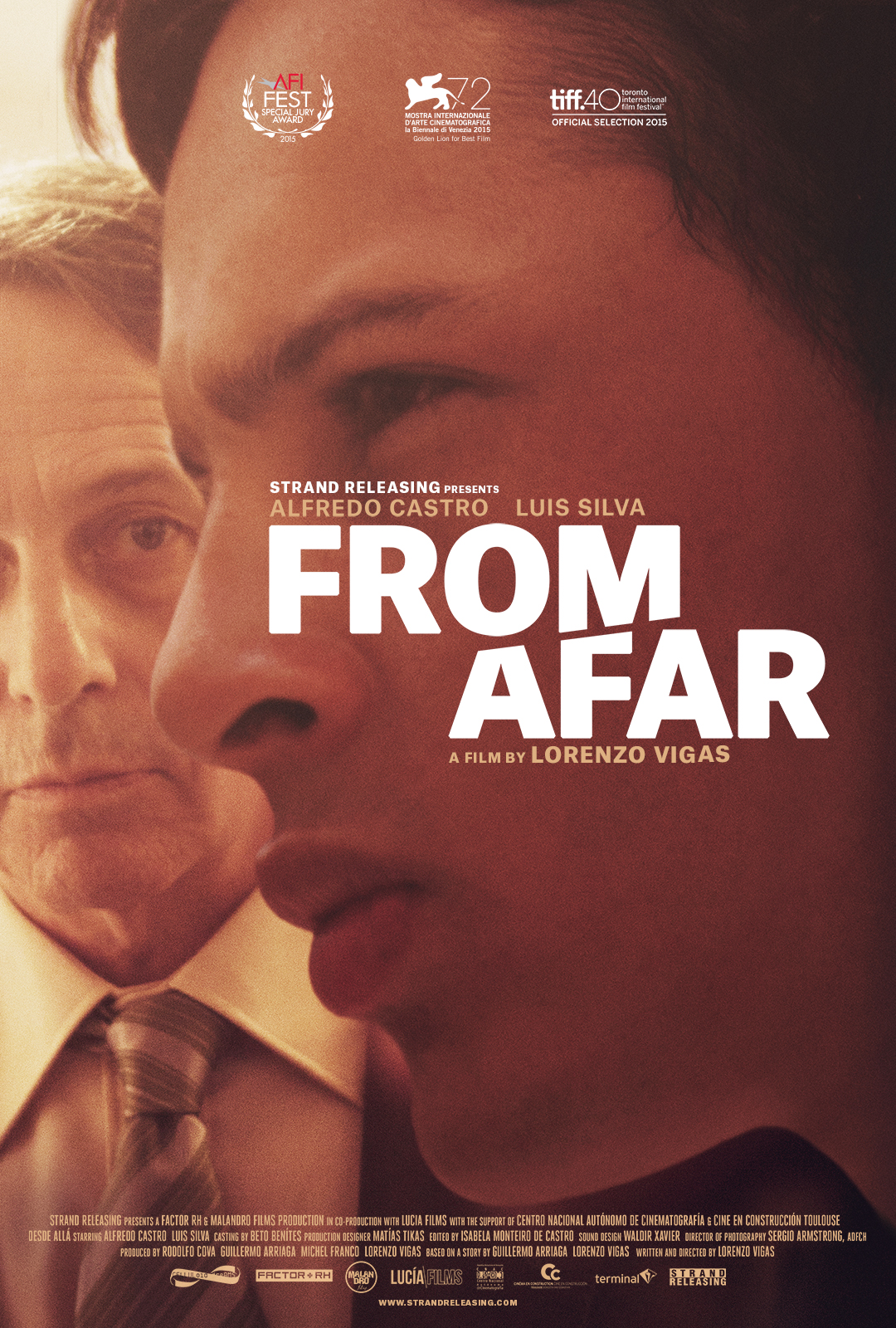 From Afar (2016) ταινιες online seires oipeirates greek subs