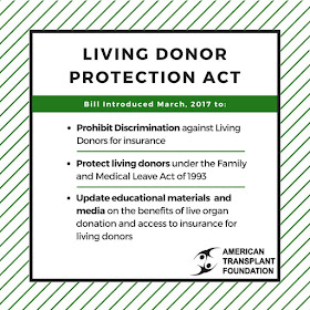 LIVING DONOR PROTECTION ACT