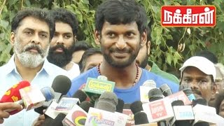 Vishal's next target is 'Producer Council Election'? Controversy started