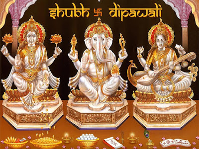 Diwali 2016 Ganesh Laxmi Images