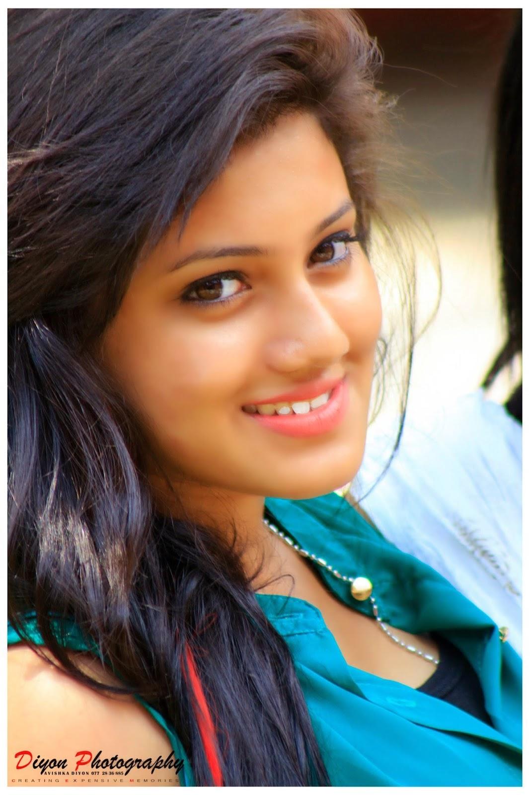 Rekha Samanmali | Sri Lankan Actress And Models: Rekha