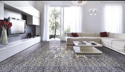10 Desain Keramik Lantai  Terbaru Untuk Rumah Idaman  9