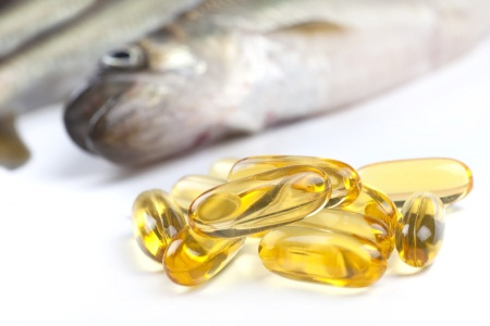 Take fish oil during Osteopenia diet