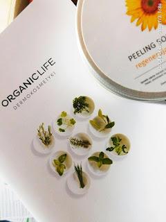 Peeling solny od Organic Life. Recenzja.