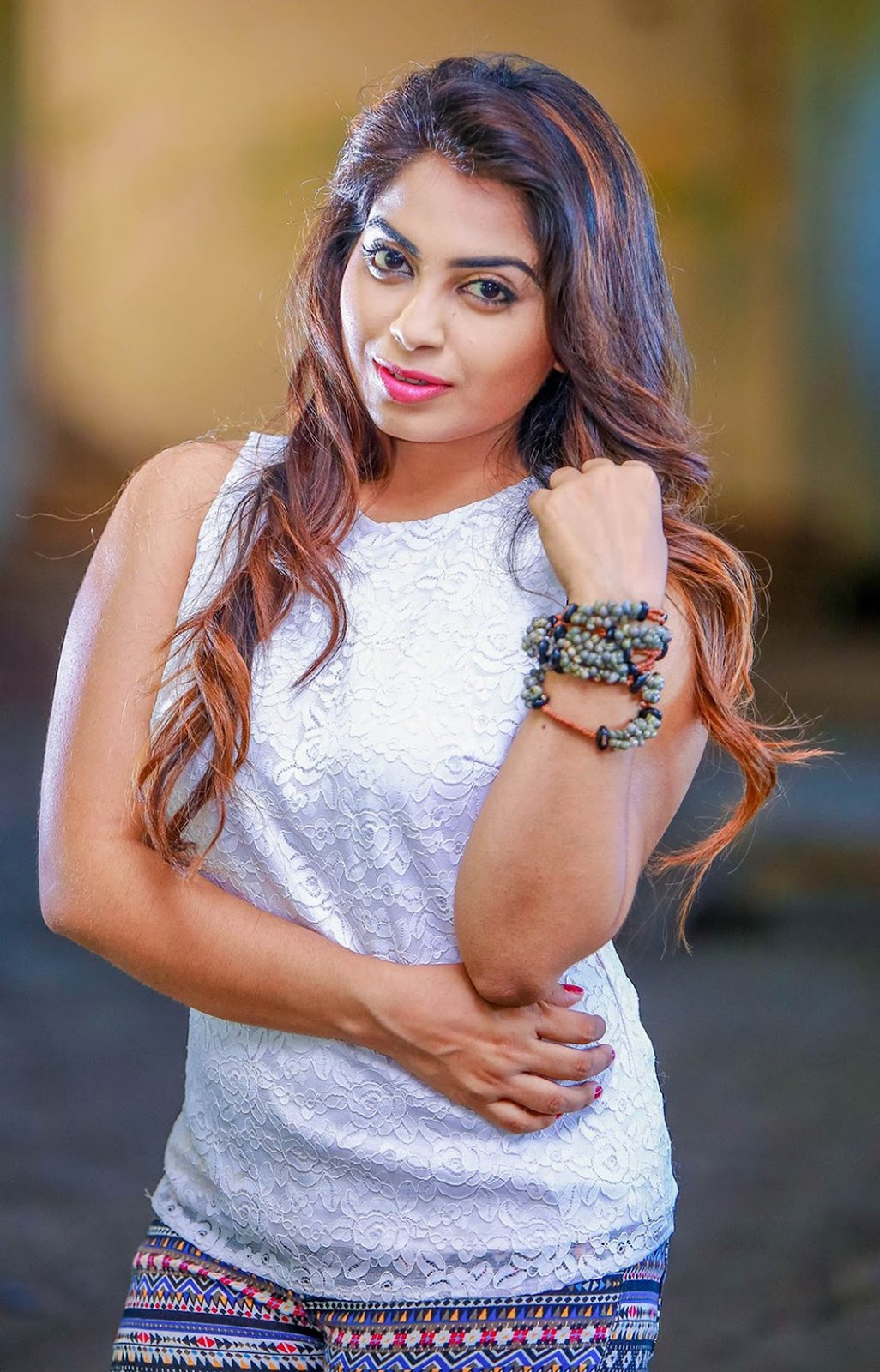 Lanka Girl Shehani Wijethunge | Sri Lankan Model & Actress