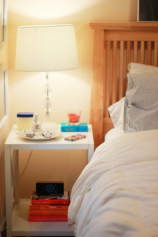 My Bedside Table: A Denver Style Blog: My Bedside Table Story
