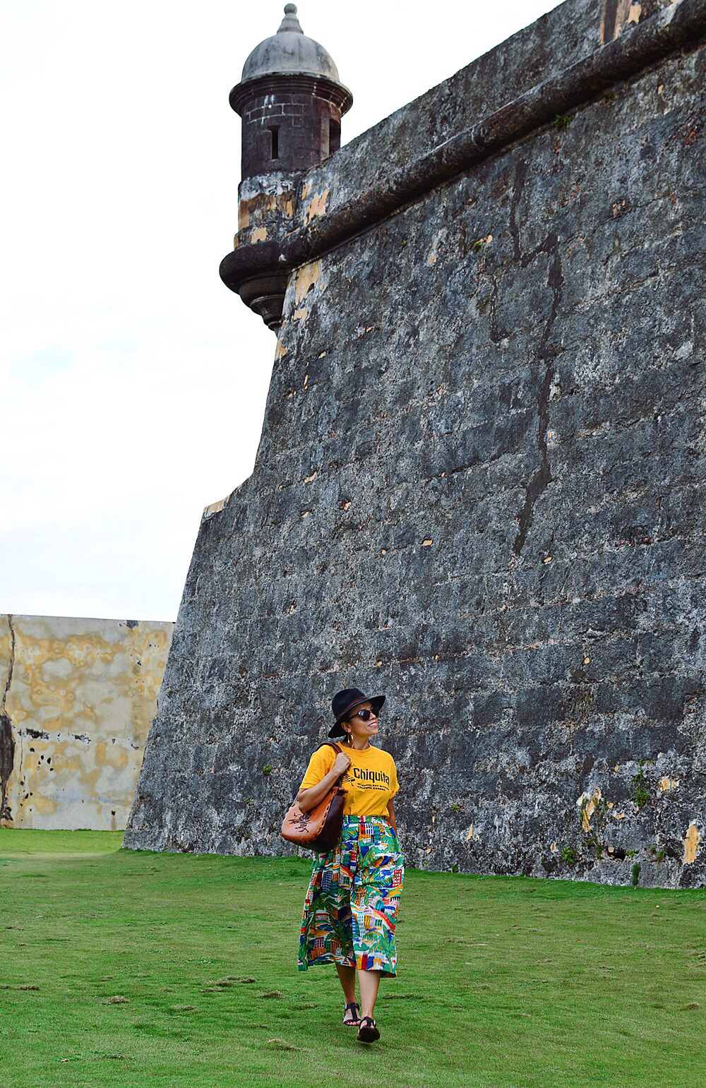 What to wear at Old San Juan Puerto Rico