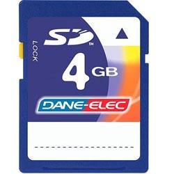 Cartão de Memória SDHC 4GB
