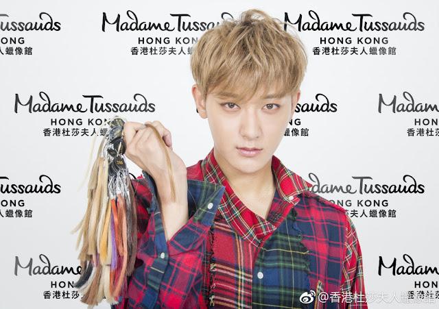Hung Zitao Hong Kong Madame Tussauds