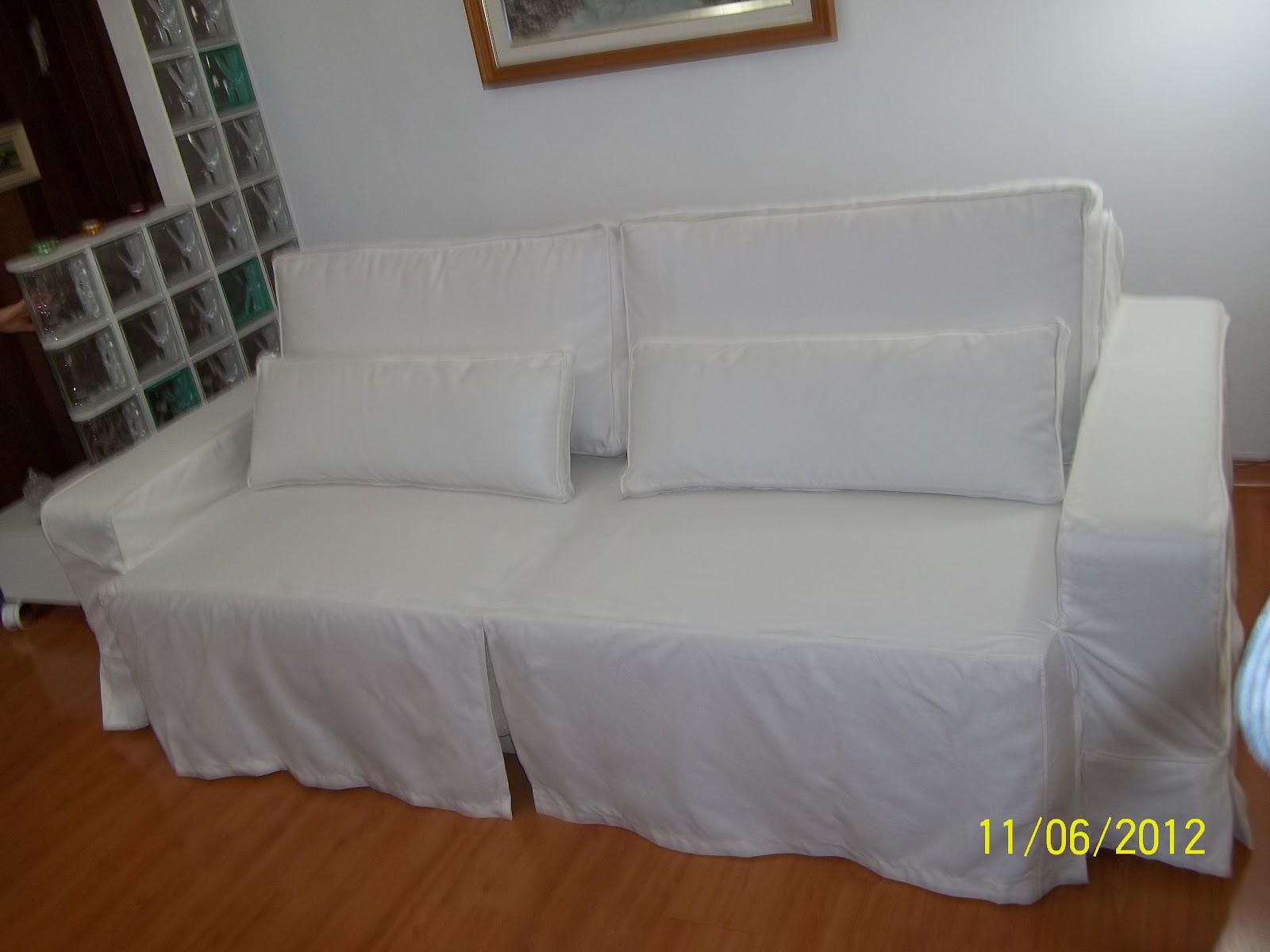 esse sofa ta bom demais bed black faux leather dld decoraÇÕes capa sob medida para sofá retrátil