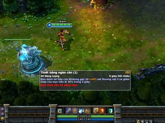 Chơi game Liên Minh Huyền Thoại Offline cho PC và Android