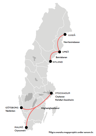 Citytunneln under malmo kritik mot finansiering