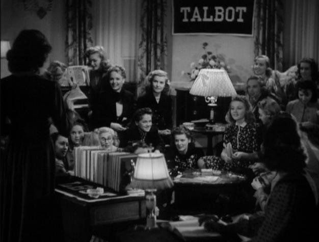 1930s era Sorority House