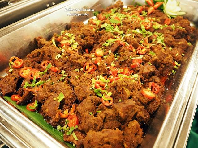 Rendang Daging Taik Minyak