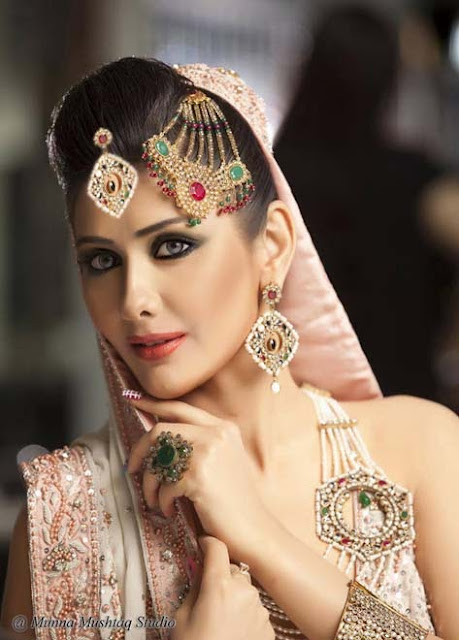 New Best Bridal Jewellery Collection 2013 By Anum Yazdani