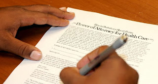How to Create Power of Attorney Forms MA