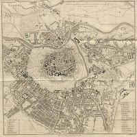 Viena en 1858