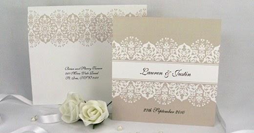 Simple Vintage Wedding Invitations: Simple Wedding Invitations: Vintage Wedding Invitations
