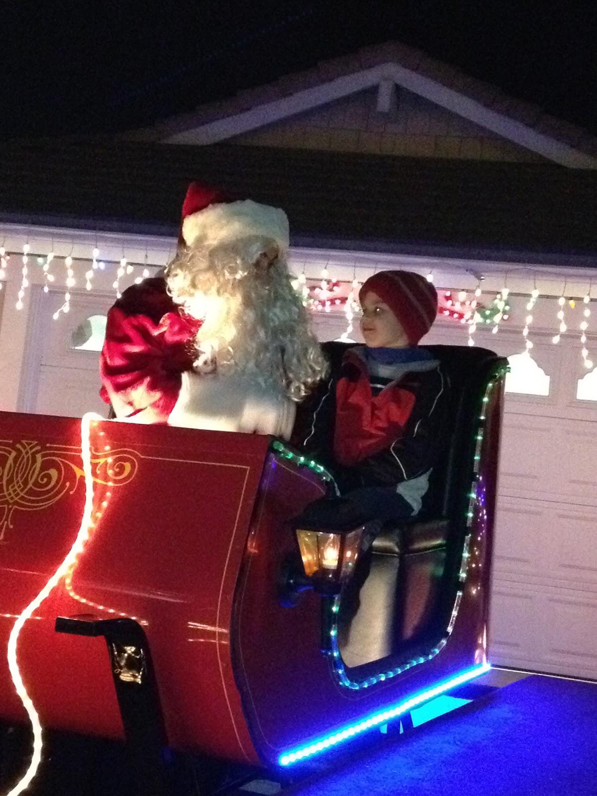 Brea Christmas Lights.Eagle Hill Christmas Lights In Brea California