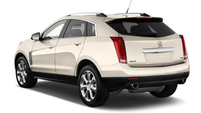 2018 Cadillac SRX Specs, Release Date