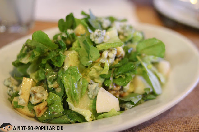 Watercress Salad of CYMA