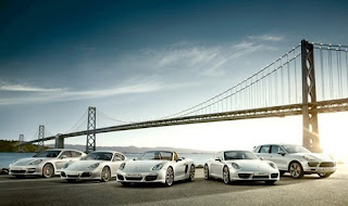 The Best Legendary Porsche Rows