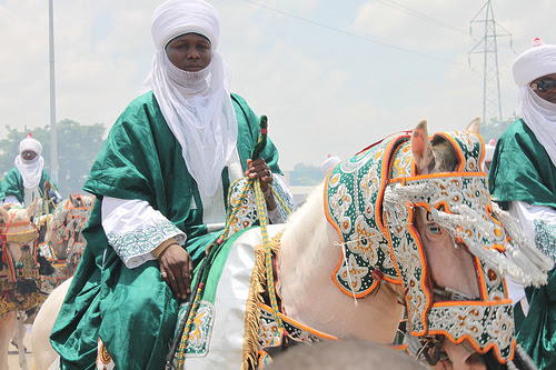 festival in northern Nigeria