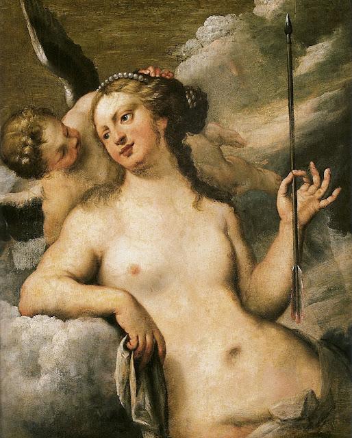 Marco Liberi: Venere disarma Cupido