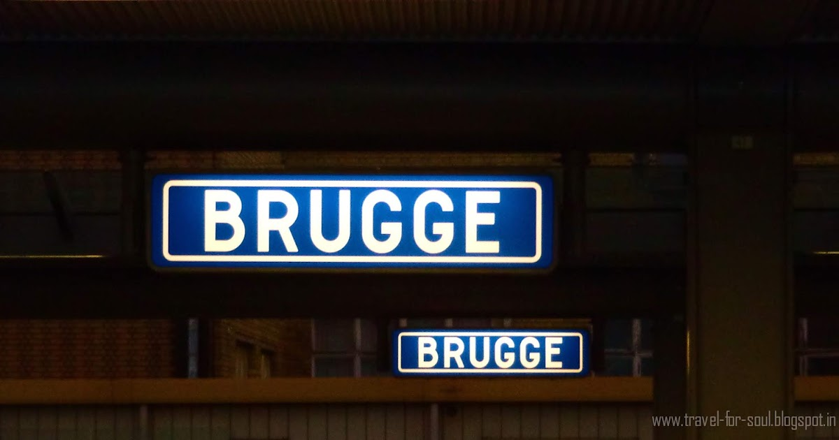 Trip To Bruges. Christmas In The Hidden Treasure Of Europe.