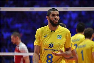 Renan Dal Zotto convoca mais quatro jogadores para a seleção masculina de vôlei