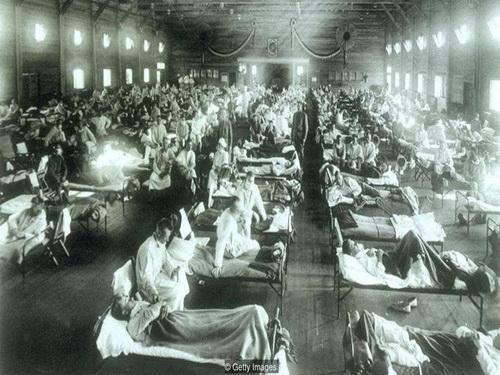 Lịch sử nhân loại ghi nhận 6 đại dịch tồi tệ nhất