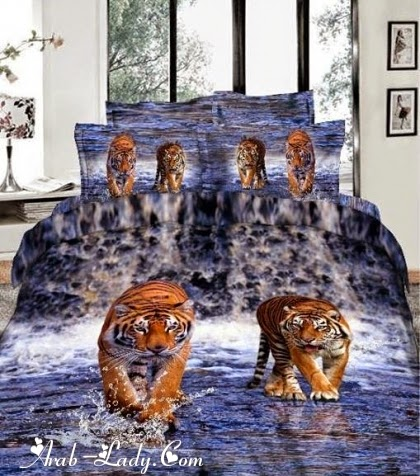 3D Bed Linens - Animal-Shaped Or Customized 3D Bedding Design Ideas