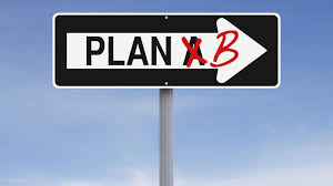 Diabetes y lo inesperado. Mi plan B forzoso.  #DBlogWeek