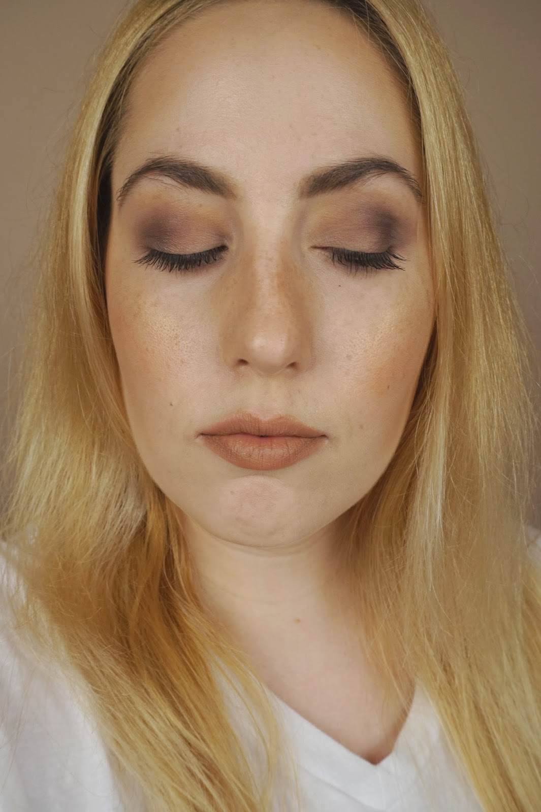 GOSH Cosmetics core products review look 1