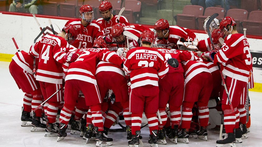 The Terrier Hockey Fan Blog: GameDay BU visits Maine with a