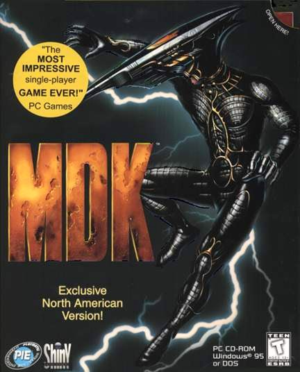 MDK 1 PC Game Full Español