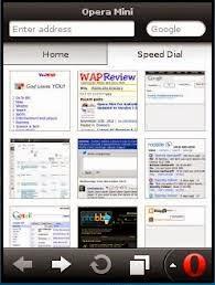 Opera mini 7.1 cho windowphone
