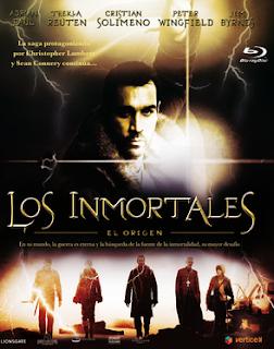 Los inmortales: el origen (2007) Online